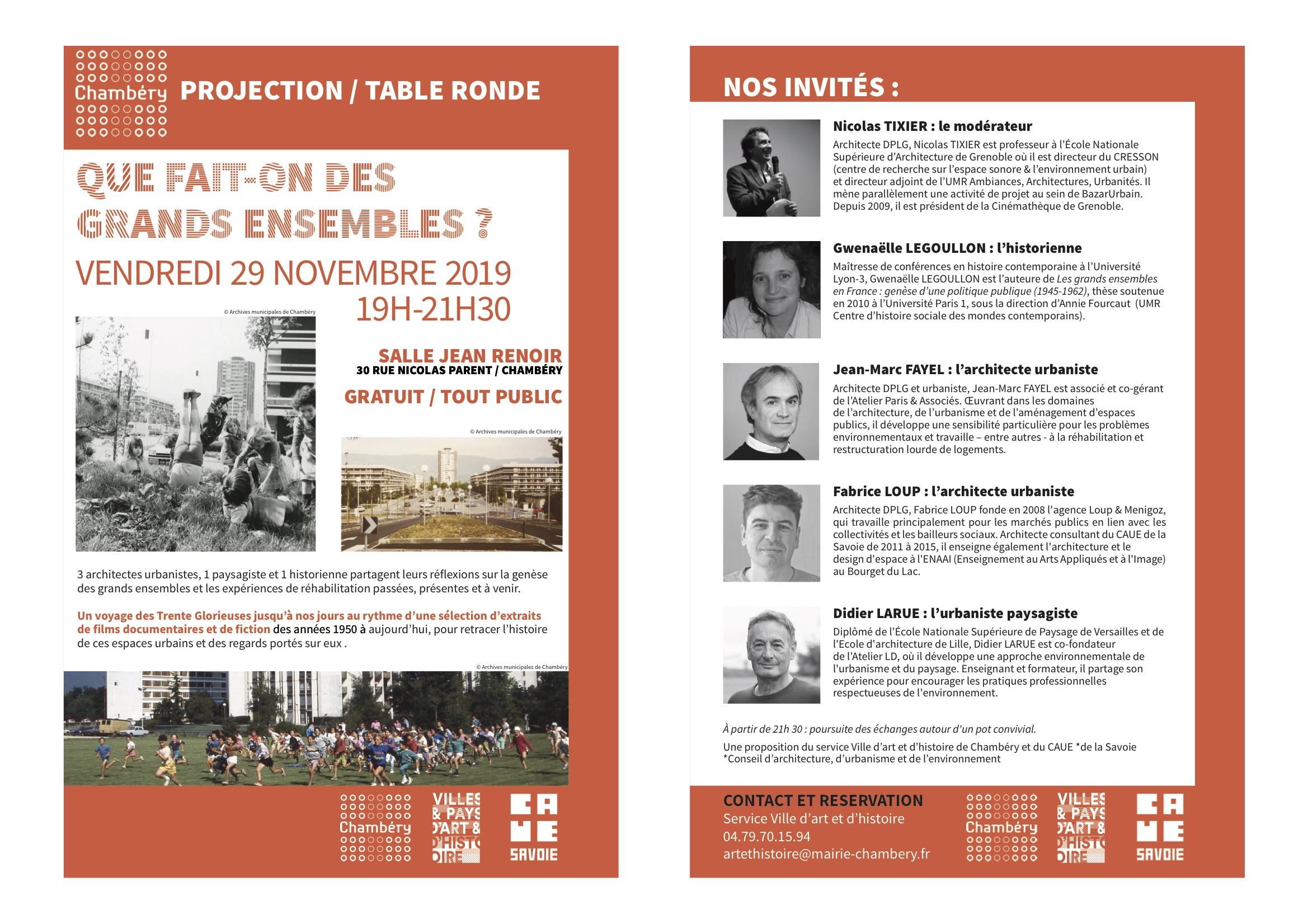 flyer au format pdf