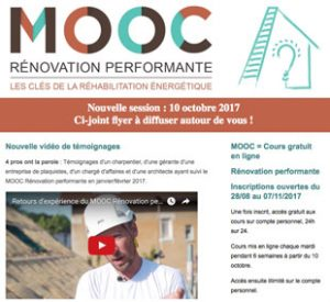 inscriptions - témoignages - formations